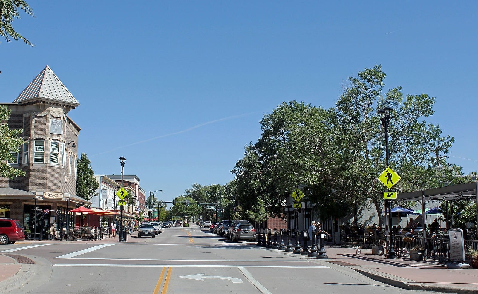 city of parker, colorado