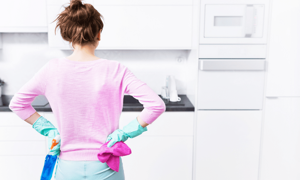 best busy mom cleaning tips